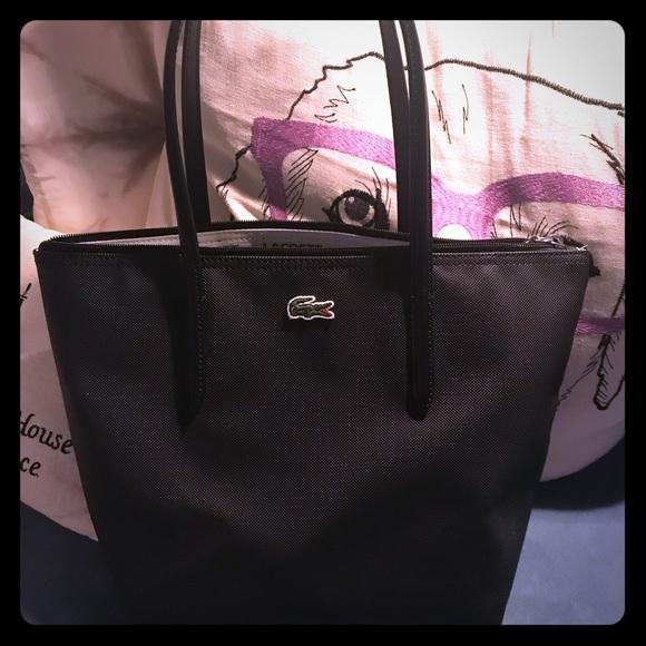 82ad16e554 Lacoste Handbags - Lacoste Small Nylon Shopper—like new!